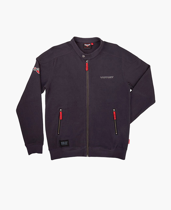 Victory Attitude Race Neck Zip Thru/толстовка