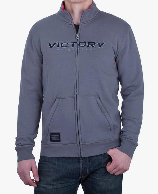 Victory Midway Zip Thru/толстовка