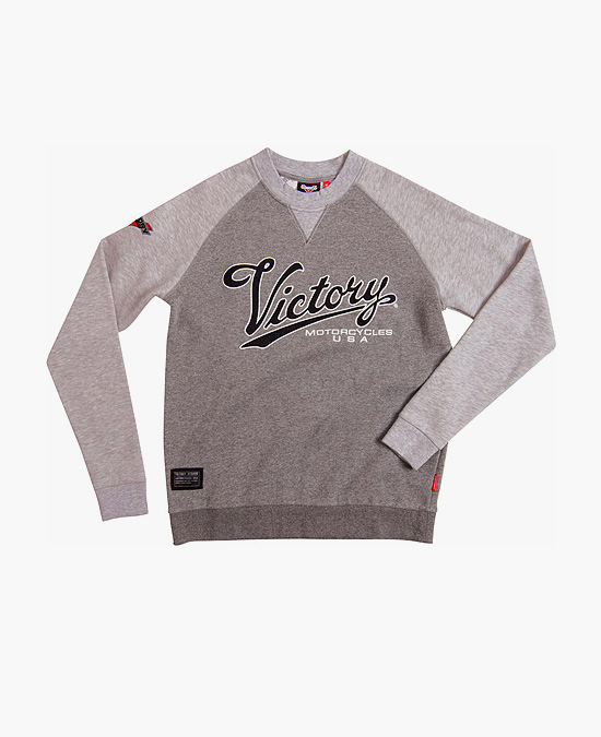 Victory Classic Script Sweatshirt/толстовка