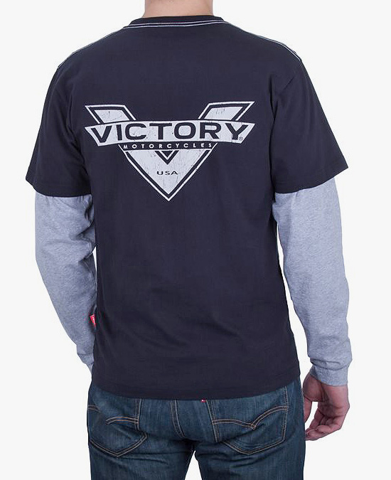 Victory Attitude 2 in 1 T-shirt