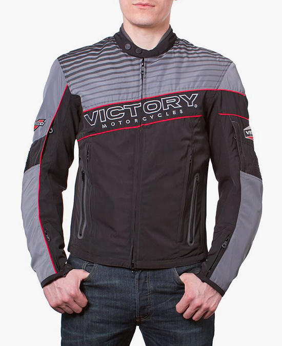 Victory Graphic Textile Jacket