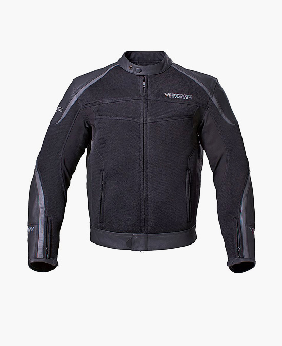 Victory Leather Mesh Hybrid Jacket