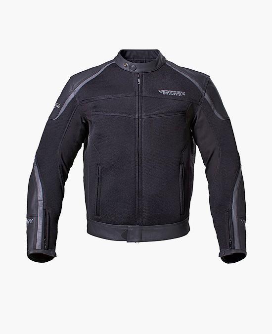 Victory Leather Mesh Hybrid Jacket/куртка