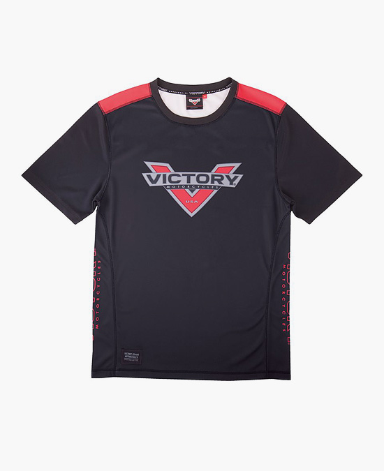 Victory Pique SS T-shirt