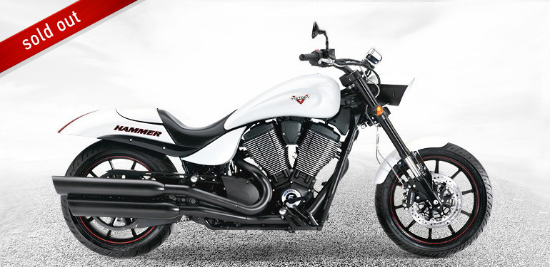 Victory Hammer-S White