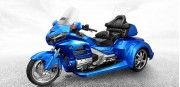 Roadsmith Honda Goldwing Trike GL 1800/A blue