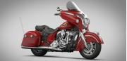 Indian Chieftain Red