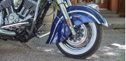 Indian Chief Vintage Blue