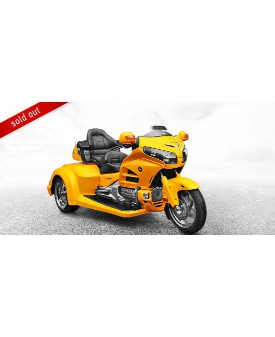 Roadsmith Honda Goldwing Trike GL 1800/A yellow