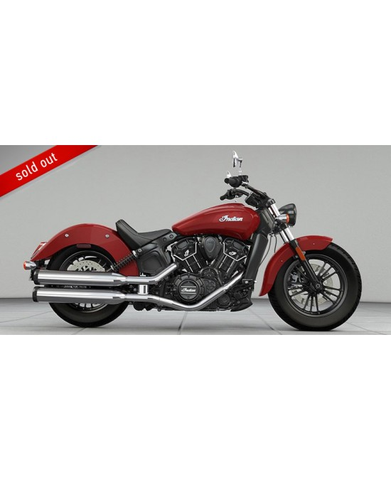 Indian Scout Sixty Red