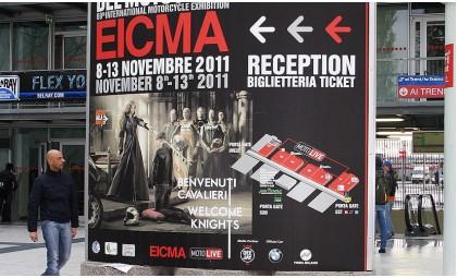 Выставка в Милане (фотоотчет)