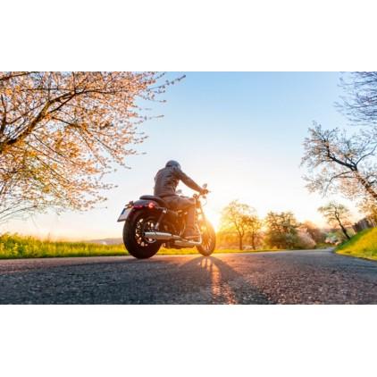 """Season 2018: before """"rolling"""", we prepare a motorcycle"""