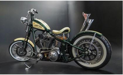 Из «Harley-Davidson» в «Jameson» или как в «Custom Culture» кастом строили