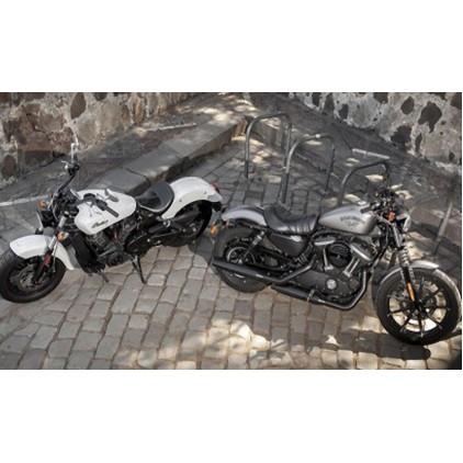 Indian Scout vs Harley-Davidson Sportster: столкновение легенд